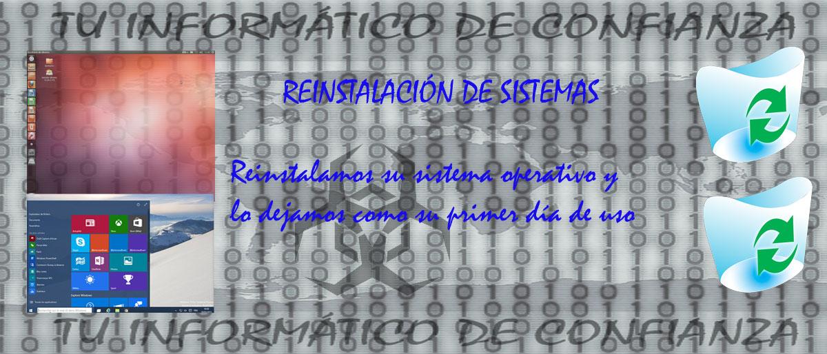 Reinstalacion